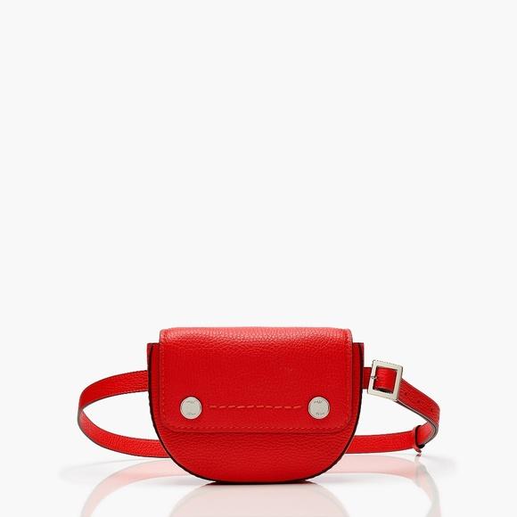J. Crew Handbags - NWT J. Crew Bristol Pebbled Leather Fanny Pack